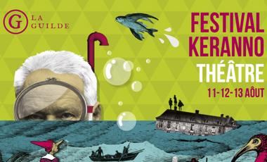 Visuel du projet Festival Keranno Théâtre 2017