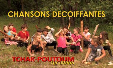 Visueel van project Chansons décoiffantes (Mon Papa est un Ogre)