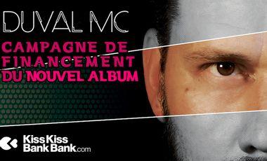 Visueel van project DUVAL MC Nouvel Album