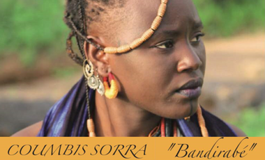 Project visual Premier album 6 titres de Coumbis Sorra : Bandirabé