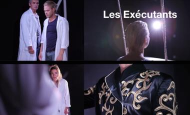 Visueel van project Les Exécutants : le spectacle !