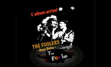 Project visual Premier album THE FOOLERS - Deux Potes