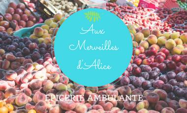Visuel du projet Aux Merveilles d'Alice - Epicerie ambulante (circuits courts et produits locaux)