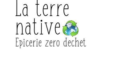 Visuel du projet La terre native, épicerie zéro déchet