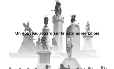Project visual Un nouveau regard sur le patrimoine Lillois.