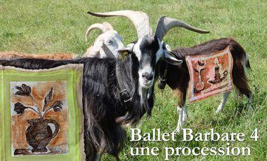 Visuel du projet Ballet Barbare 4 : une procession
