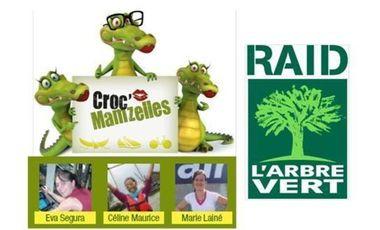 Project visual Croc' Mamzelles - 100% Amazones