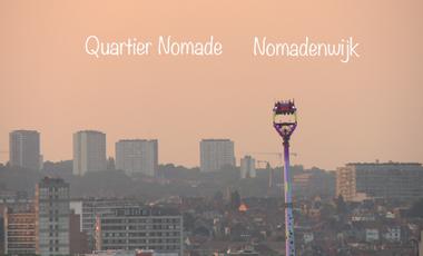 Project visual Quartier Nomade