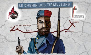 Visuel du projet Le Chemin des Tirailleurs