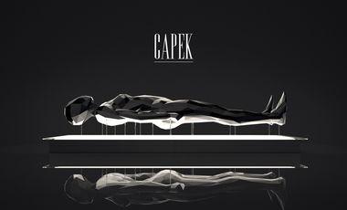 Visueel van project Capek - le film