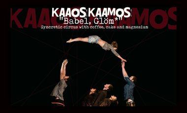 Visuel du projet Kaaos Kaamos light and sound creation