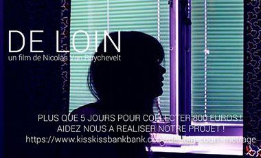 Project visual De Loin - Court-métrage
