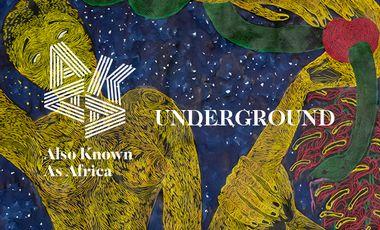 Visueel van project AKAA Underground 2017
