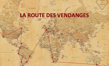 Project visual La Route Des Vendanges   Nouvelle cagnotte : https://www.kisskissbankbank.com/la-route-des-vendanges--2