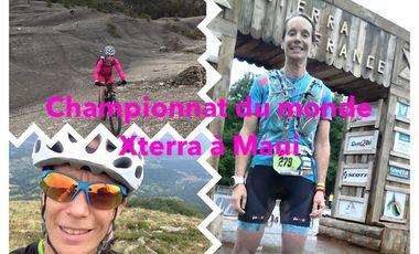 Project visual Aidez moi à financer ma première participation au Championnat du monde Xterra (Cross-triathlon) à Maui le 29 octobre 2017