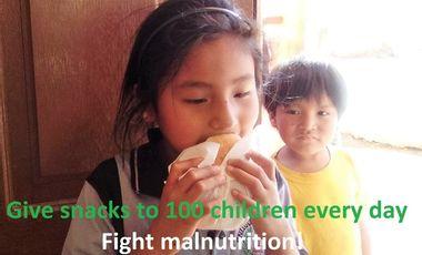 Project visual Fight malnutrition in Bolivia