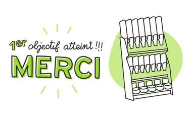Visueel van project C'green L'épicerie Zéro Déchet