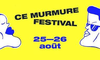 Visueel van project Ce Murmure festival 2017