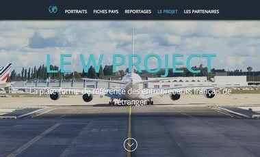 Visueel van project W PROJECT - ECONOMIE DE DEMAIN