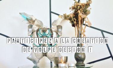 Visuel du projet Création de Volpe Design