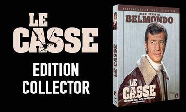 Visueel van project LE CASSE édité pour la première fois et en HD !