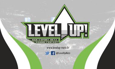 Visueel van project Level Up ! - Bar E-Sport Metz