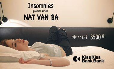 Visueel van project Nat Van Ba - 1er EP - On a besoin de vous !