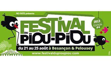 Visueel van project Le festival du PIOU-PIOU 2013