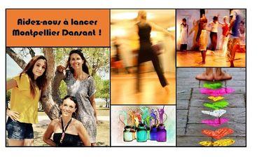 Visuel du projet Lancement des ateliers Montpellier Dansant