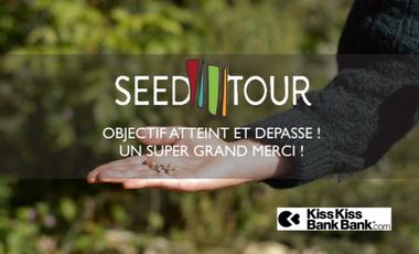 Project visual Seed Tour : les Acteurs des Semences Paysannes