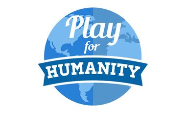 Visuel du projet Play For Humanity
