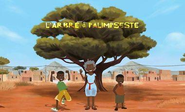 Visueel van project L'Arbre à Palimpseste - La série