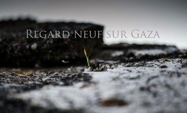 Visueel van project Regard neuf sur Gaza