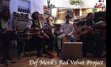 Visueel van project Def Monk's Red Velvet Project