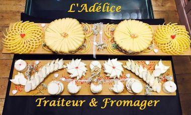 Visueel van project L'Adélice ~ Traiteur & fromager