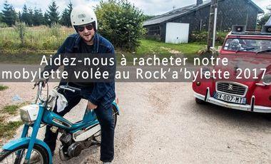 Visueel van project Une nouvelle Mobylette pour le Rockabylette 2018 !