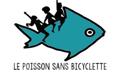Visueel van project LE POISSON SANS BICYCLETTE, café féministe à Schaerbeek