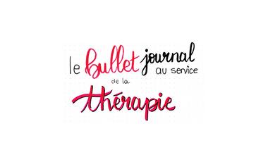 Project visual Bujo Thérapie - Bullet Journal thérapeutique