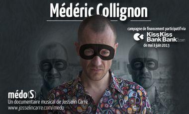 Visueel van project Médo(S): A documentary about the french artist Médéric Collignon