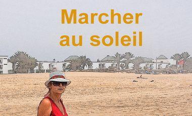 """Project visual Aidez à éditer le roman """"Marcher au Soleil"""""""