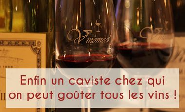 Visueel van project Enfin un caviste où tous les vins sont gratuitement en dégustation!