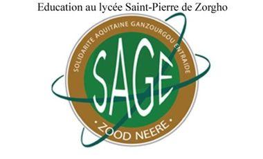 Visueel van project Education au lycée de Zorgho