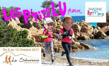 Visuel du projet Les P'tits Lu au Raid La Saharienne