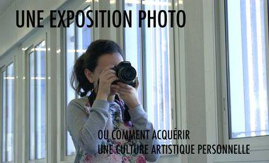 Visuel du projet Des ateliers de pratiques artistiques autour de la photographie par une classe de CM2