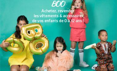 Visuel du projet Boo Shopping