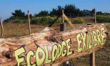 Visueel van project Ecolodge Ekilibre