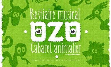 Project visual Réalisation et promotion du teaser du spectacle OZO