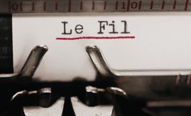 Visueel van project Le Fil - Court-Métrage
