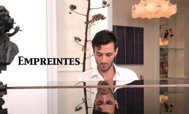"Project visual Album "" Empreintes "" Grégoire Humbert Piano."