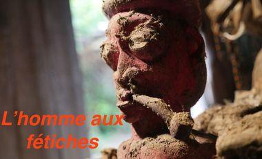 Visueel van project L'homme aux fétiches